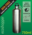 Stainless Steel Bottle 750ml