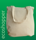 Blank Calico Bag - Shopper 50cm Handles