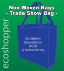 x 100 Non Woven Trade Show Royal Blue