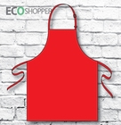 Full-Bib Apron Red NP AN