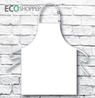 Full-Bib Apron White NP AN