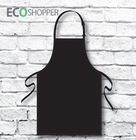 Full Bib Kid's Apron Black