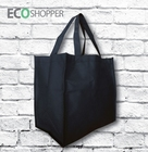 x 100 Non Woven Shopping Bags - Black