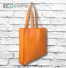 x 100 Non Woven Trade Show Bags - Orange